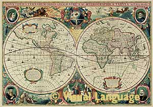 Antique Maps of the World 15201680  Volume 1